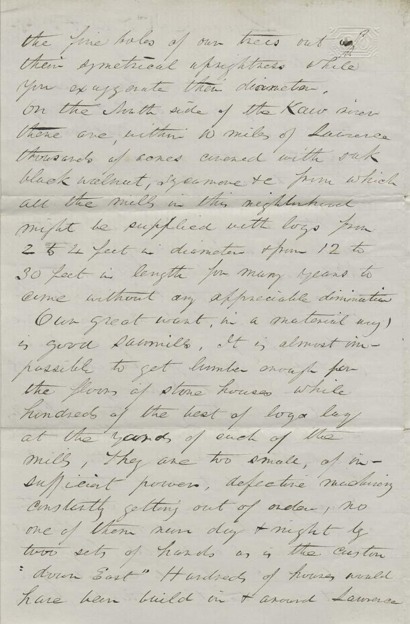 Ephriam Nute, Jr. to Reverend Edward Everett Hale - p. 2