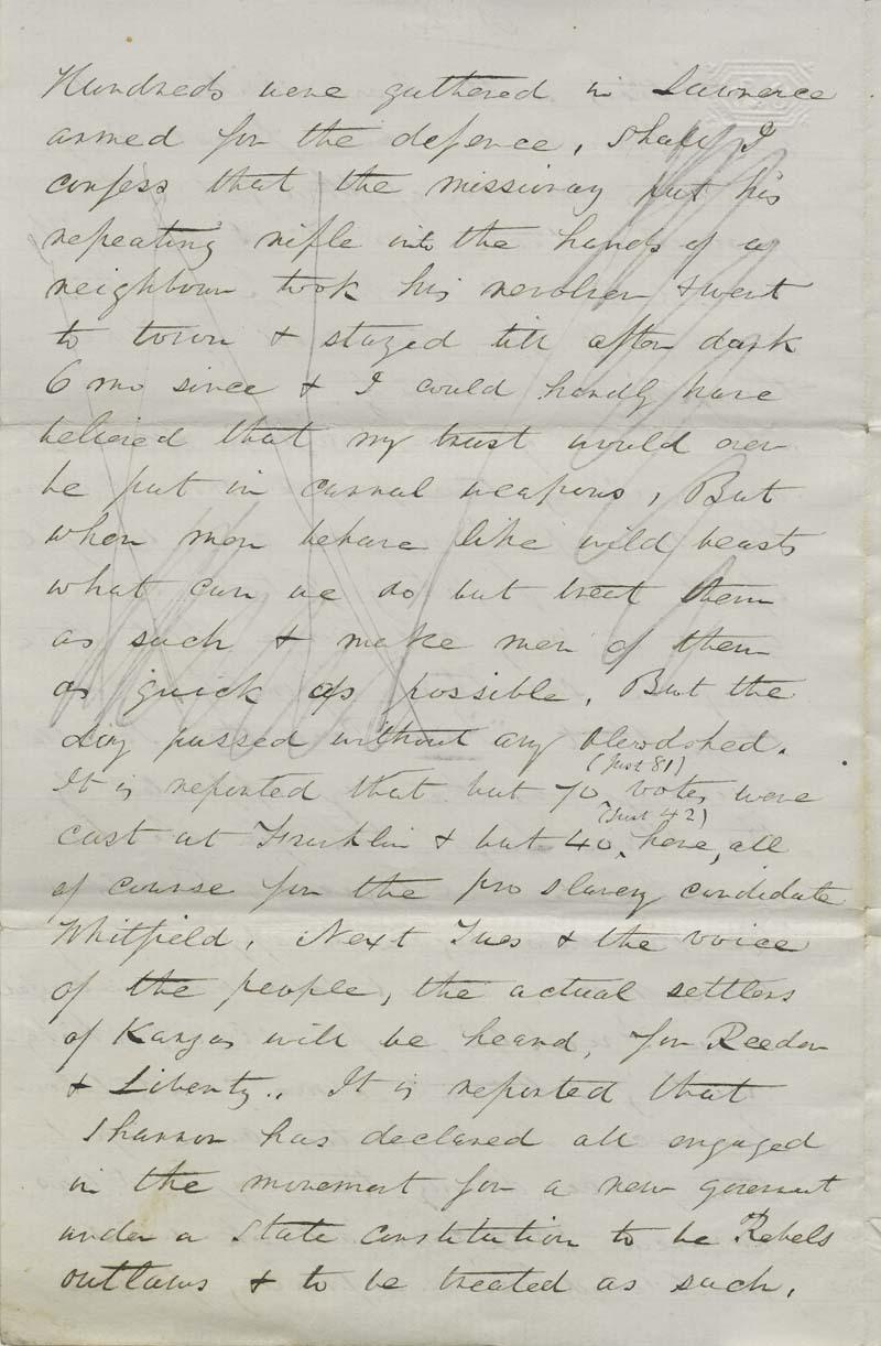 Ephriam Nute, Jr. to Reverend Edward Everett Hale - p. 6