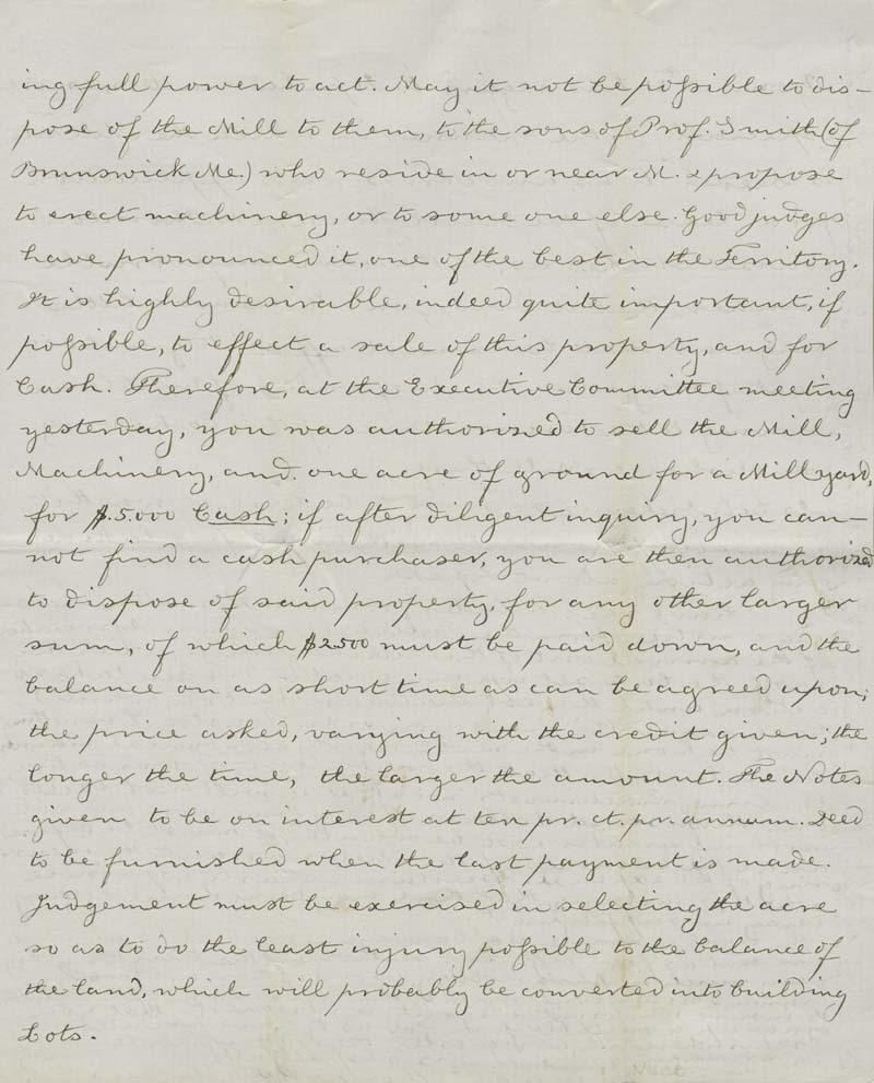 Thomas Hopkins Webb to Martin Franklin Conway - p. 5