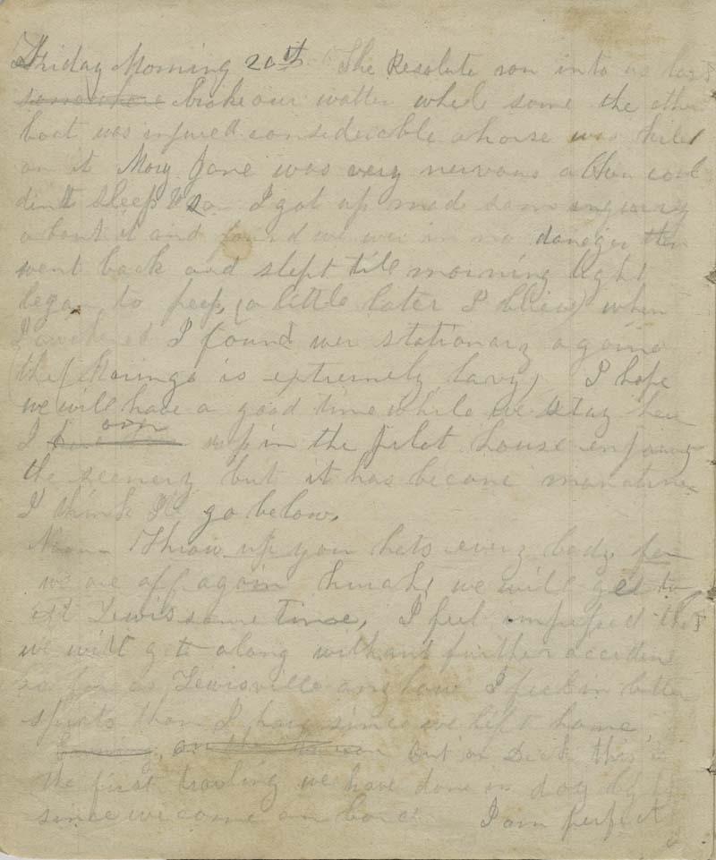 Anna Margaret Watson Randolph, diary - p. 4