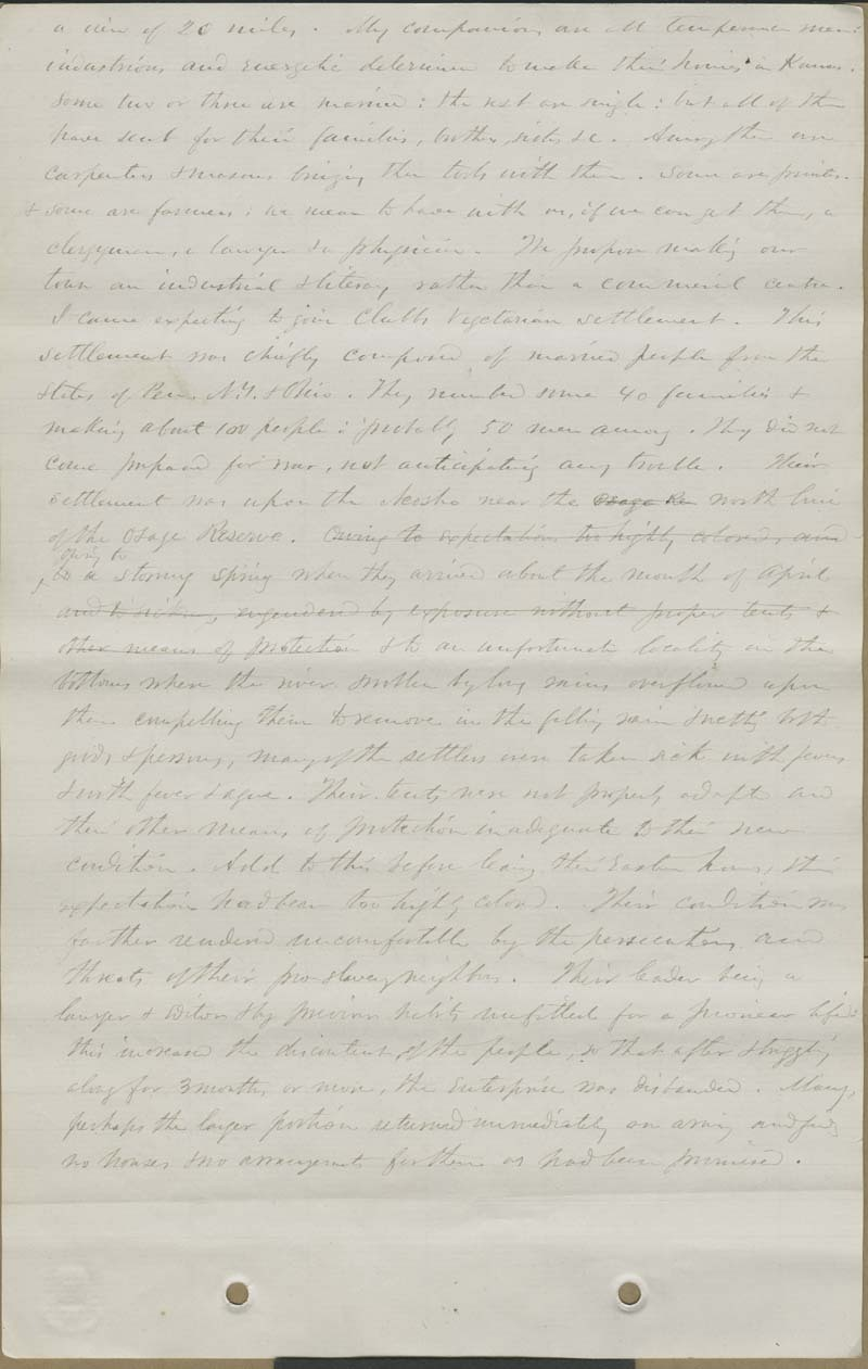 James H. Holmes, testimony - p. 2