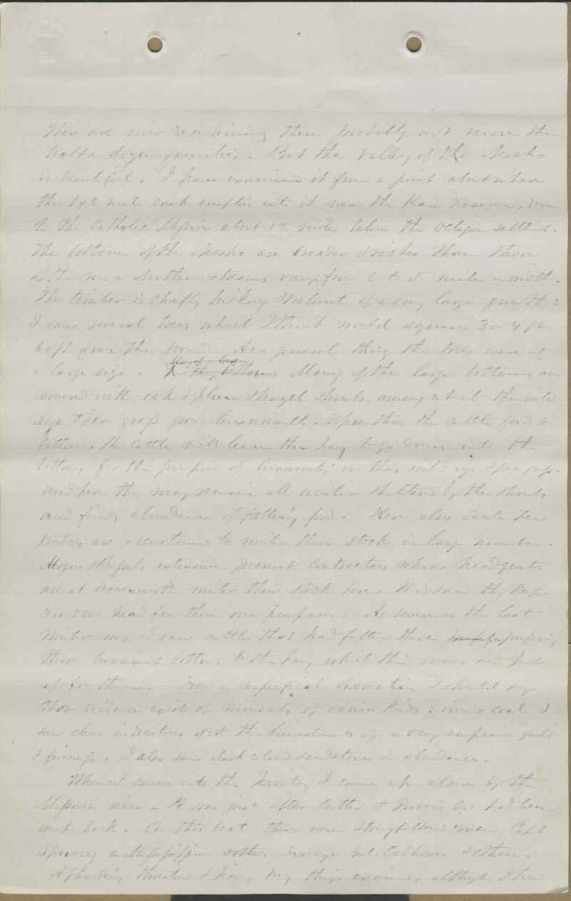 James H. Holmes, testimony - p. 3