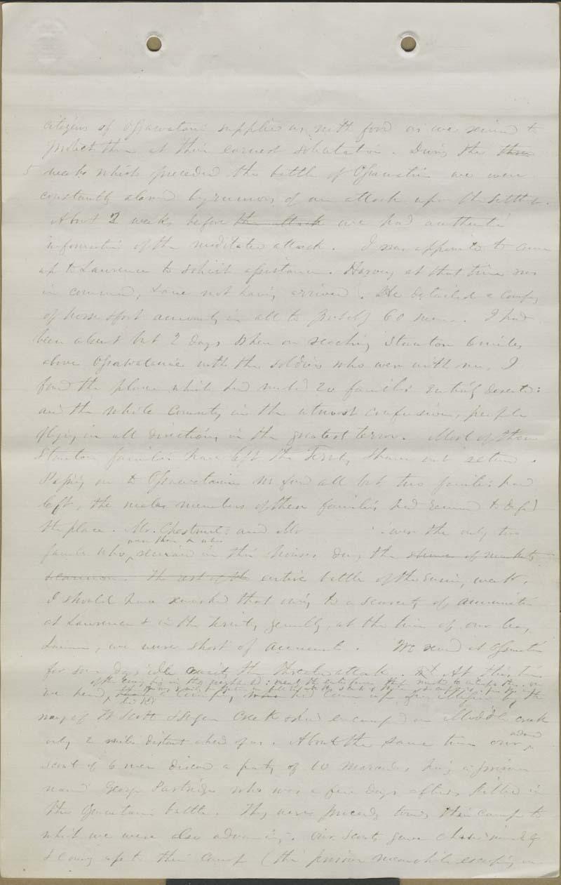 James H. Holmes, testimony - p. 5