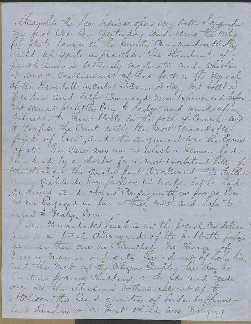 John James Ingalls to Elias T. Ingalls - p. 2