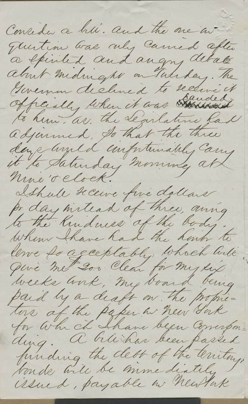 John James Ingalls to Elias T. Ingalls - p. 2