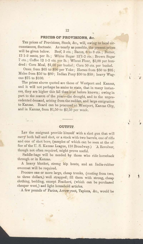 George Walter, History of Kanzas - p. 12