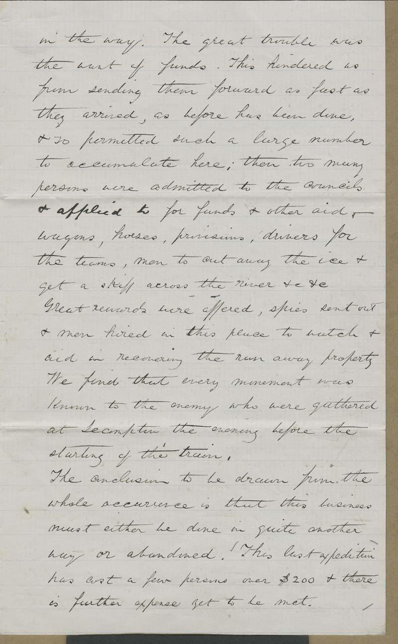 Ephraim Nute to [Unidentified recipient] - p. 3
