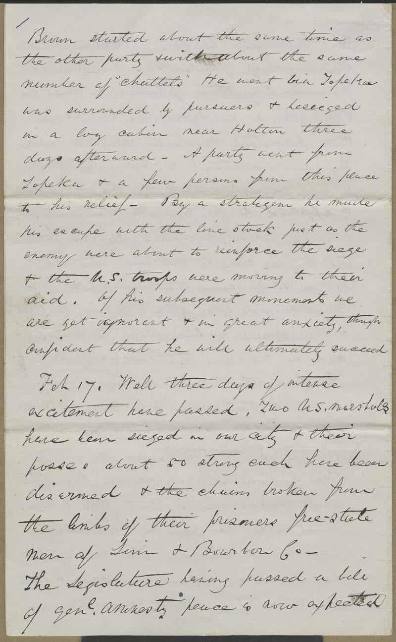 Ephraim Nute to [Unidentified recipient] - p. 4