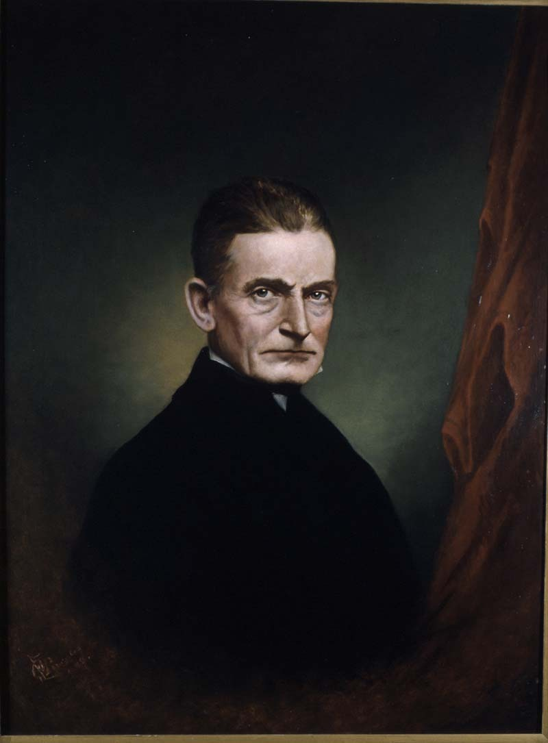 John Brown portrait