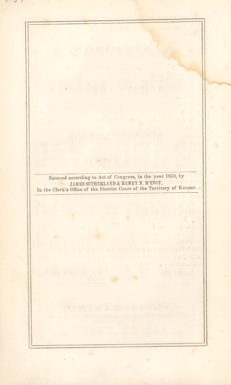 Atchison city directory and business mirror for 1859-60 - 8