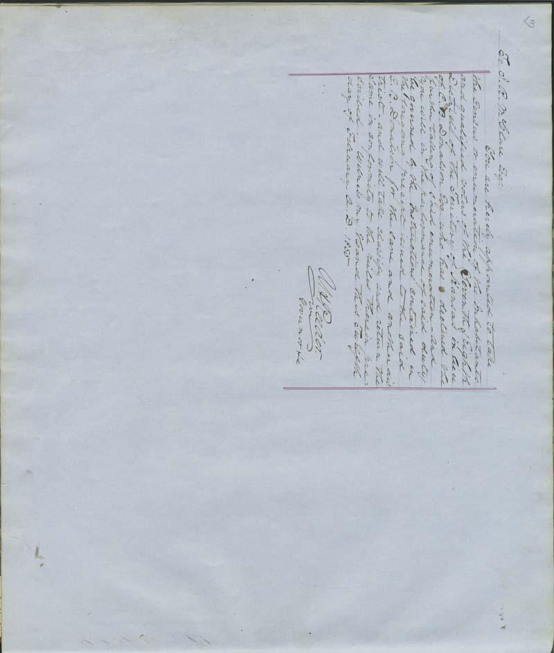 Territorial Census, 1855, District 8 - p. 2