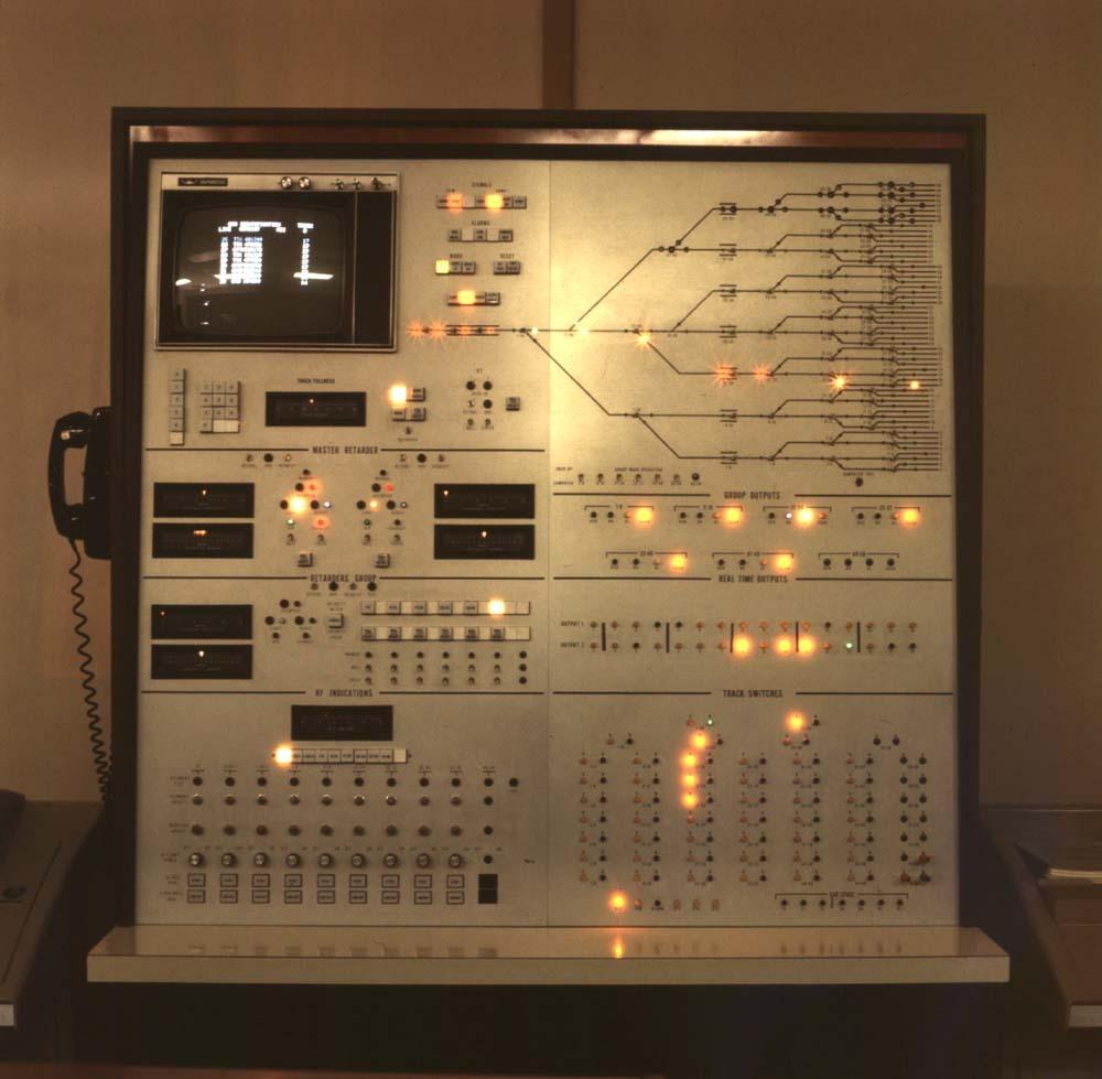Hump computer, Argentine, Kansas