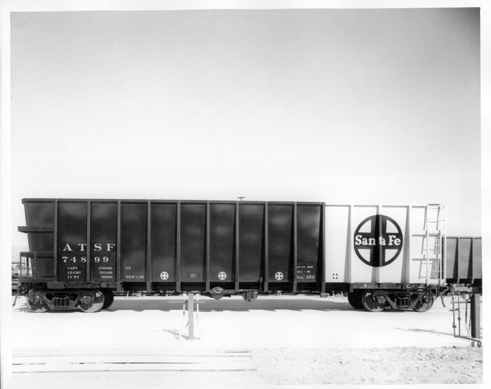 Atchison, Topeka & Santa Fe Railway Company gondola car