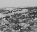 Flood in Topeka, Kansas