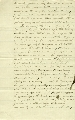 William F. Creitz to  James Redpath - 1
