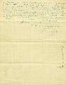 John H. Kagi to his father - 2