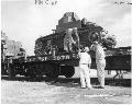 Atchison, Topeka & Santa Fe Railway Company's flatcar
