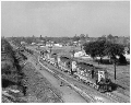Atchison, Topeka & Santa Fe Railway Company's military shipment, Dallas, Texas