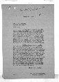 William Easton Hutchison to W. R. Branham