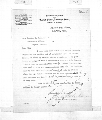 Fred Robertson, United States District Attorney, to Charles H. Sessions, secretary to Governor Arthur Capper
