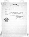 Jack Danciger to Governor Arthur Capper - 1