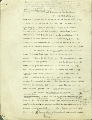 Testimony concerning the G. I. Bill of Rights presented by Harry W. Colmery