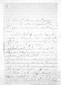 C. C. Evans to Governor Edmund Morrill - 2