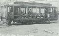 First street car, Lawrence, Kansas