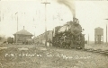 Chicago, Rock Island & Pacific Railroad depot, Clyde, Kansas