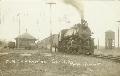 Chicago, Rock Island & Pacific Railroad depot, Clyde, Kansas