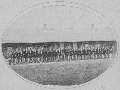 Third Infantry, Company C, at Fort Larned, Kansas