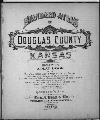 Standard atlas of Douglas County, Kansas - Title Page