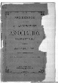Proceedings of the Alliance Women's Association of Barton County, Kansas