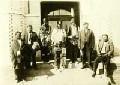 Band of Kansa men