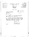 Irma Law to Governor Frank Hagaman - 1