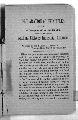 Declaration of principles, platform, constitution and by-laws of the National Citizens' Industrial Alliance and proceeding of the National Assembly held at Topeka, January 13 to 17, 1891 - 5