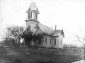 Episcopal Church, possibly in Goodland, Kansas
