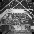 Aerial view of Forbes Air Force Base, Topeka, Kansas