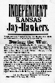Independent Kansas Jay-Hawkers