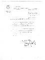 Vern Miller to Honorable Dominick J. Salfi - 2