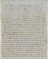 James Butler (Wild Bill) Hickok family collection - March 5, 1852, p2
