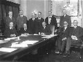 Arthur Capper with members of the Senate Agricultural Committee