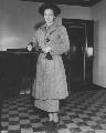 Peggy Ann Landon, daughter of Alfred Mossman Landon