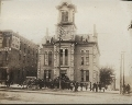 "Brewery album - A courthouse scene after a ""pull"" at Topeka, Kan."