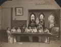 Women working on crafts, Topeka, Kansas