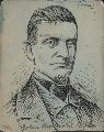 John Brown illustration used in Hinton's book, John Brown and His Men.