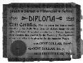 Sixth street financial school diploma - 1