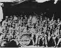 Hendrick's Military Band, Smith Center, Kansas