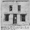 Town Hall in Nicodemus, Kansas