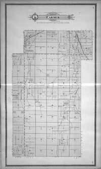 Standard atlas of Wabaunsee County, Kansas - 42 & 43